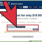 How To Purchase A Domain Name For A Website
