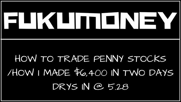How To Trade Penny Stocks For Free