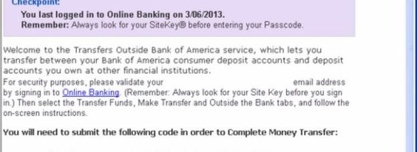 How To Transfer Money Between Banks Bank Of America
