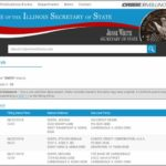 Illinois Secretary Of State Search Ucc