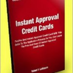 Instant Store Credit Card Approval And Use