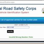 Insurance Check By Number Plate Malaysia