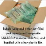 Is Bubble Wrap Recyclable Ottawa