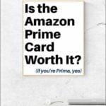 Is The Amazon Visa Credit Card Worth It