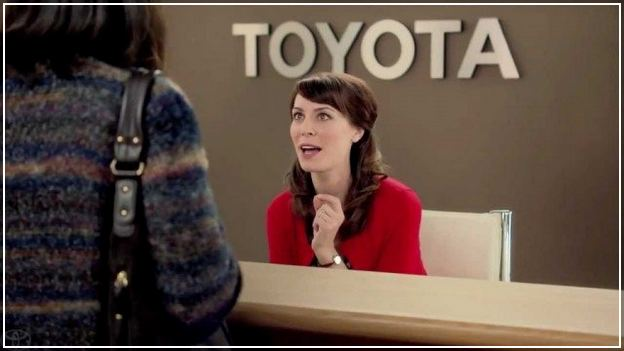 Jan From Toyota Annoying