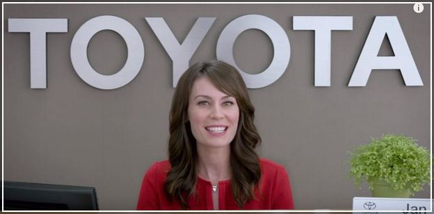 Jan From Toyota Pics