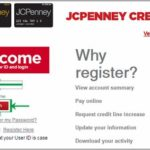 Jcpenney Credit Card Login Mobile