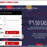 Jcpenney Credit Card Login Payment