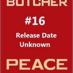 Jim Butcher Dresden Files Peace Talks Release Date