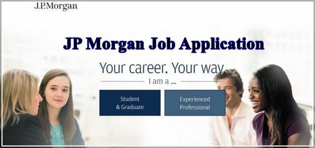 Jp Morgan Careers Sso Login