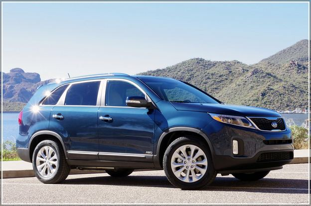 Kia Sorento Lease Uk