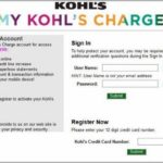 Kohl's Charge Card Payment Online