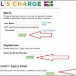 Kohls Credit Card Log In