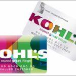 Kohls Credit Card Login Sign Up