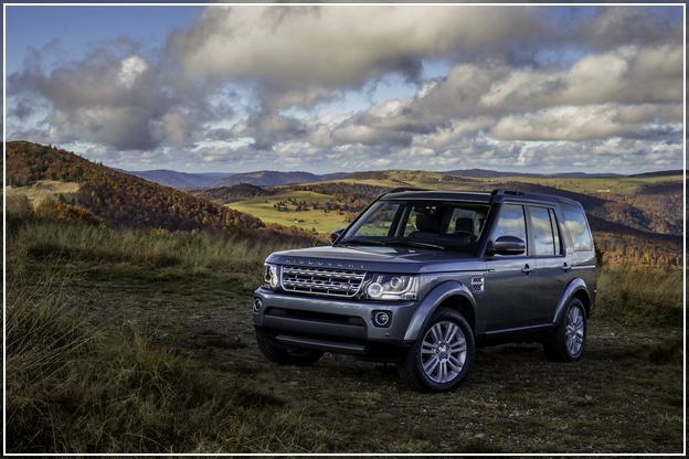Land Rover Lease Hire