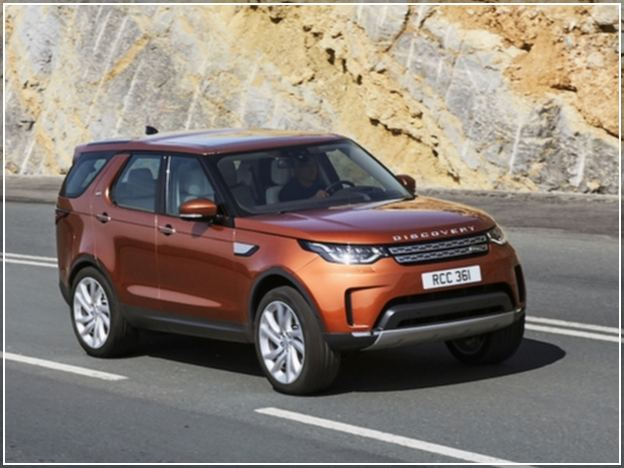Land Rover Lease