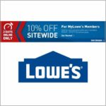Lowe's Business Account Promo Code