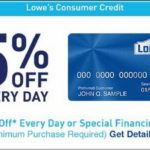 Lowes Credit Card Sign In Usa
