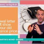 Martin Lewis Car Insurance Renewal