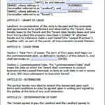 Modified Gross Lease Terms