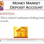 Money Market Account Balance Definition