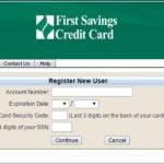 My First Access Credit Card Login