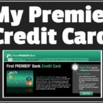 My First Premier Bank Credit Card Login