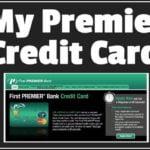 My First Premier Bank Credit Card Login