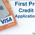 My First Premier Credit Card Application Status