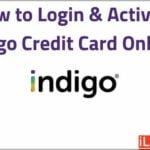 My Indigo Credit Card Sign In