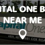 Nearest Capital One Bank In My Area