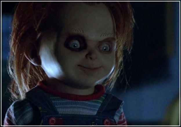 New Chucky Movie Doll