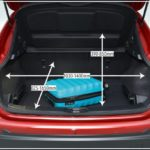 Nissan Qashqai Boot Space Litres