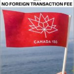 No Foreign Transaction Fee Credit Card Canada