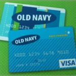 Old Navy Credit Card Info
