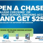 Open Chase College Account Online