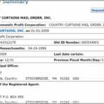 Oregon Business Registry Resale Certificate
