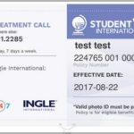 Osu Student Health Insurance Card