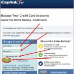 Pay Capital One Credit Card