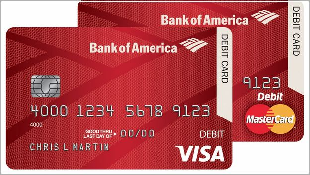 Pay Chase Credit Card With Bank Of America