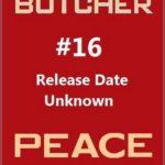 Peace Talks Book Release Date
