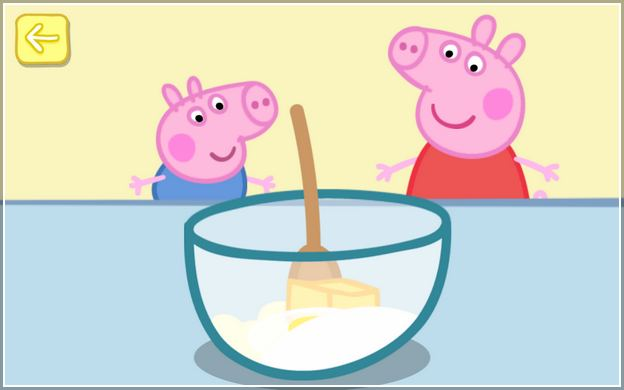 Peppa Google Game