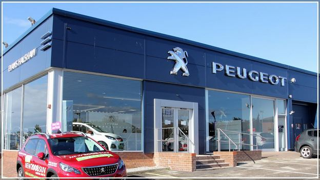 Peugeot Dealers Near Me