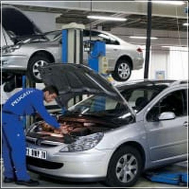 Peugeot Specialist Garage Near Me