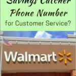 Phone Number For Walmart