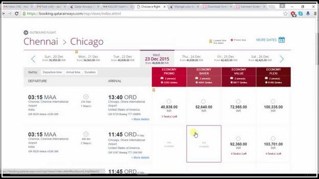 Qatar Airways Baggage Allowance 30kg