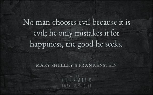 Quotes About Knowledge In Frankenstein
