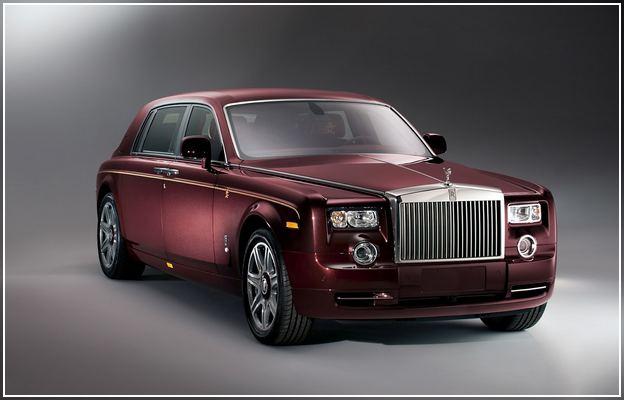 Rolls Royce Phantom Price 2017