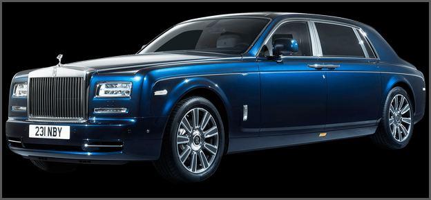 Rolls Royce Phantom Price In India 2018