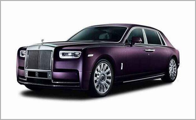 Rolls Royce Phantom Price In India